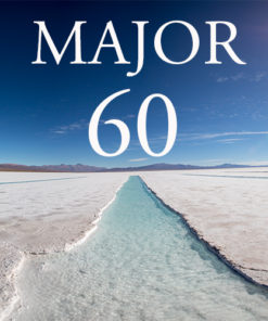 Playlist Major 60 days