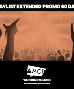 Playlist Extended Promo Package 60 Days - Music Promotion by MCP - Shop - Product