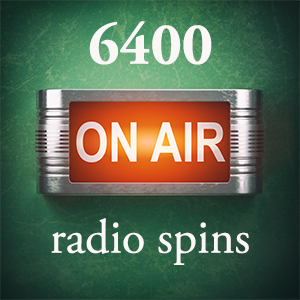 Radiopromotion for artists Airplay spins 6400 spins on air for your track