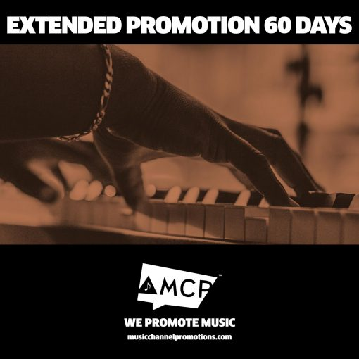 Music promotion - Extended promotion Package 60 days - MCP - Shop