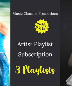 music promotion by mcp