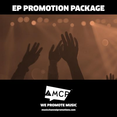 Music Promotion MCP - Shop - Product - EP Promotion package