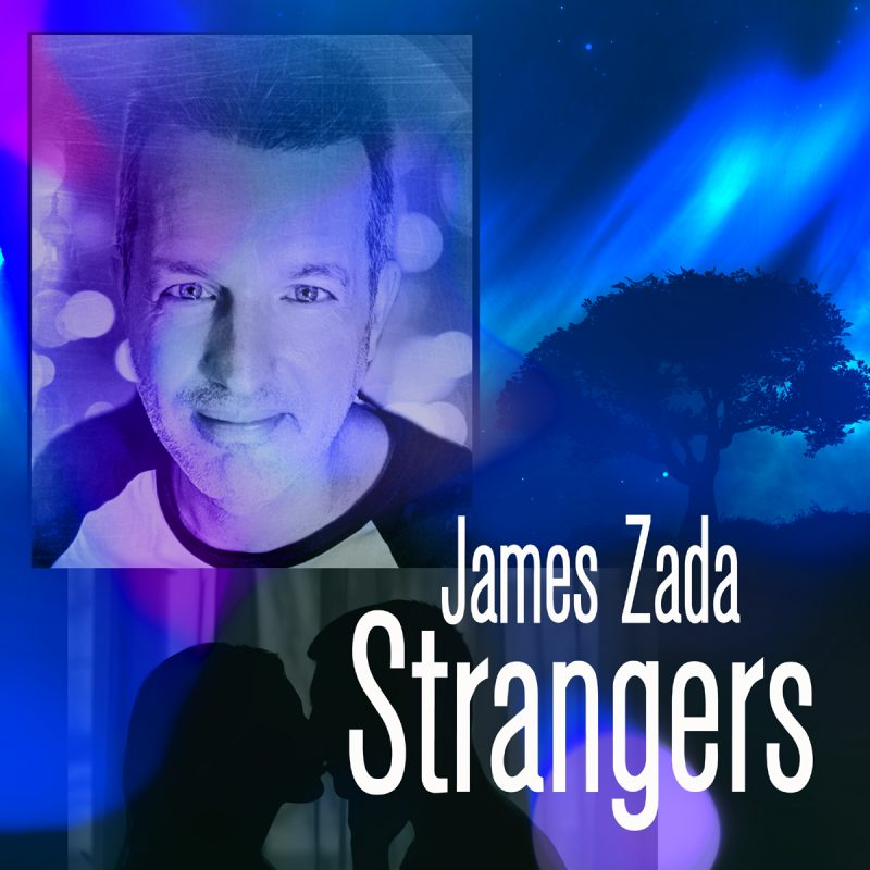 James Zada Strangers MCP release music promotion