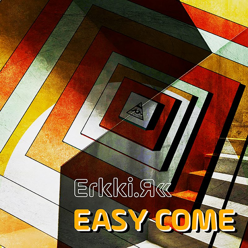 Easy Come Erkki R - New Releasae - Music Promotion by MCP - Blog - Article