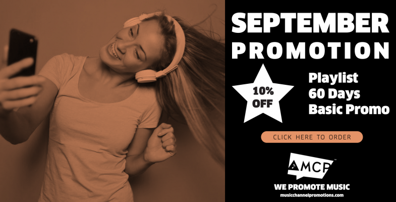 spotify playlist promotion discount frm mcp musicchannelpromotions.com