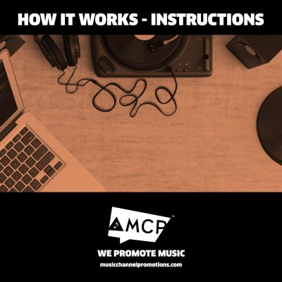How It Works - MCP Music Promotion Instruction Video - Explained
